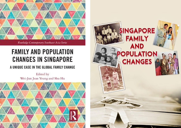 Book Launch on Family and Population Changes in Singapore: A Unique Case in Global Family Change, Routledge